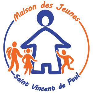 Logo Association Jeunesse de Saint Vincent de Paul
