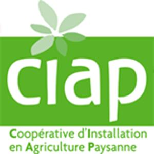 Logo Coopérative d'installation en Agriculture Paysanne