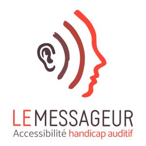 Logo SCOP LE MESSAGEUR