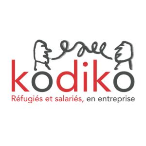 Logo Kodiko - Réfugiés et salariés en entreprise