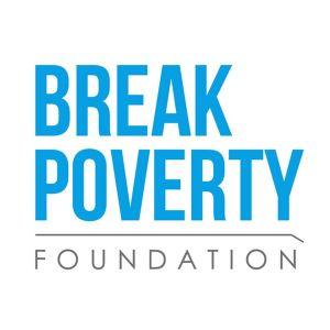 Logo Break poverty Foundation