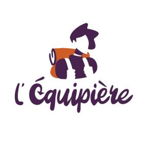Logo L'équipière