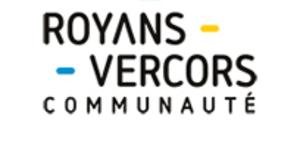 Logo Communauté de Communes du Royans Vercors (CCRV)