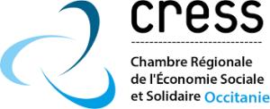 Logo Chambre Régionale d'Economie sociale et solidaire Occitanie