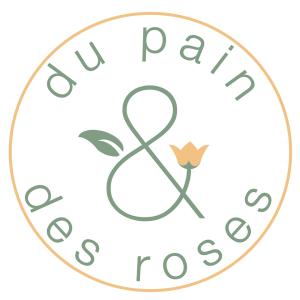 Logo du Pain et des Roses