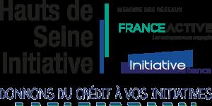 Logo Hauts de Seine Initiative
