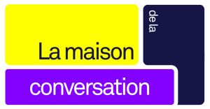 Logo Maison de la conversation / Entrecom