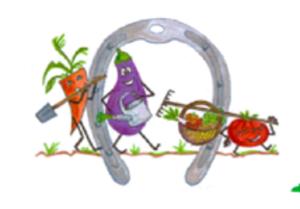 Logo  Les Maraîchers de la Coudraie