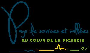 Logo Pays de Sources et Vallées