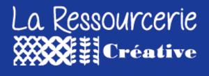 Logo La Ressourcerie Créative