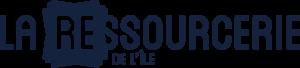 Logo La Ressourcerie de l'île
