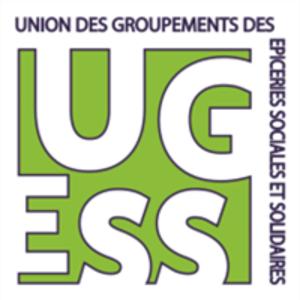 Logo UGESS - Union des Groupements des Epiceries Sociales et Solidaires