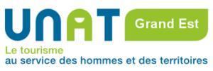 Logo Unat Grand Est - Le tourisme au service des hommes et des territoires