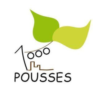 Logo 1000 pousses