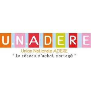 Logo Union Nationale ADERE - U.N.A.D.E.R.E