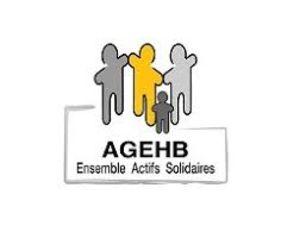 Logo AGEHB - Ensemble Actifs Solidaires