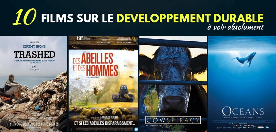 Top 10 des Films Documentaires sur le Développement Durable