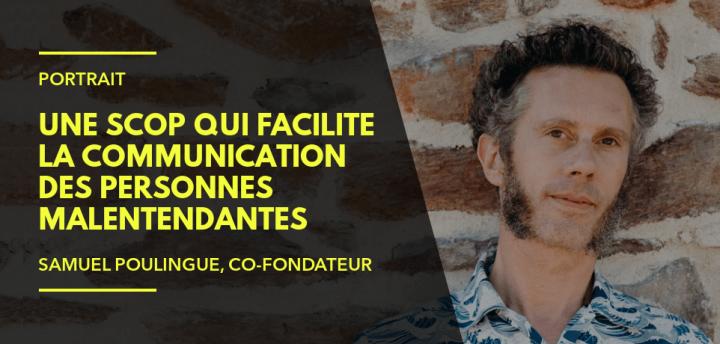 Le Messageur : Une SCOP qui facilite la communication des personnes malentendantes