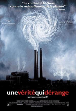 Film sur l'écologie Une vérité qui dérange de Al Gore