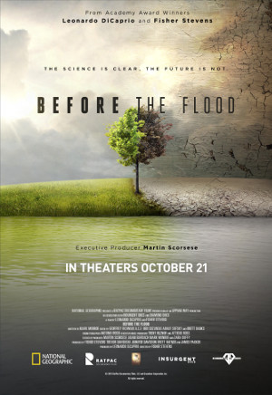 Documentaire réchauffement climatique Avant le déluge