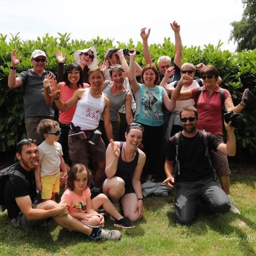 Equipe Association Val de Loire Ecotourisme
