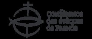 Logo CONFERENCE DES EVEQUES DE FRANCE