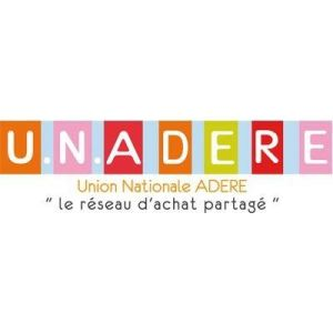 Logo Union Nationale ADERE - U.N.A.D.E.R.E