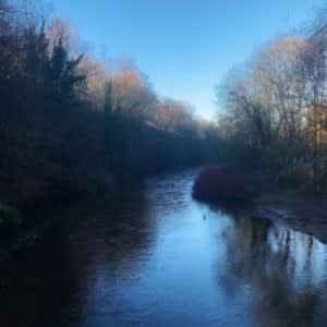 Kelvin River, Glasgow