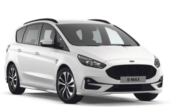 New S-MAX