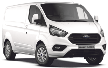 New Transit Custom Plug-in Hybrid