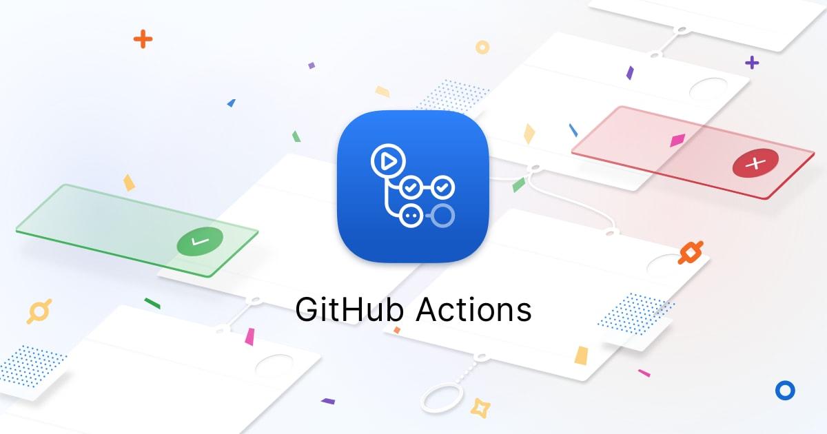 GitHub Actions branding