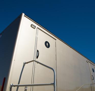 services restroom trailer