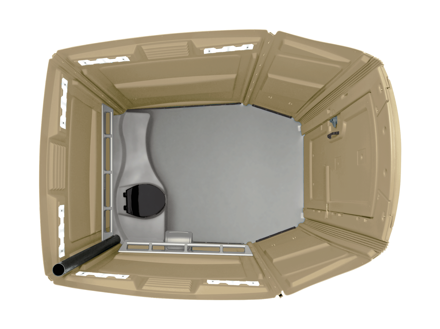 Portable Boat Toilet : Ada compliant portable toilets texas outhouse