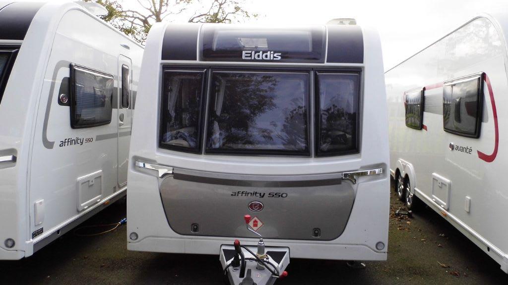 2018 Elddis Affinity 550