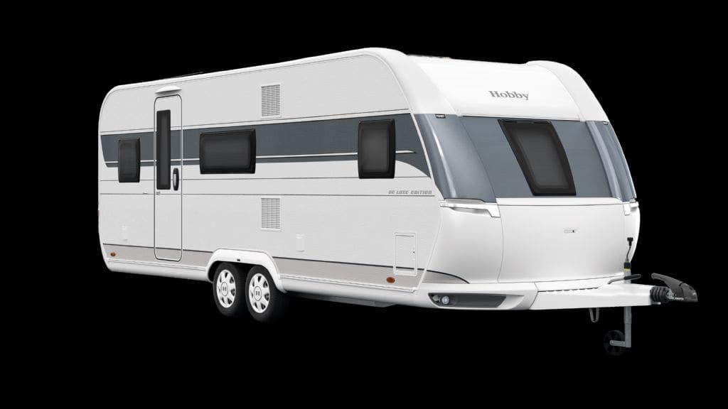 Hobby 650 KMFE Deluxe Edition 2021