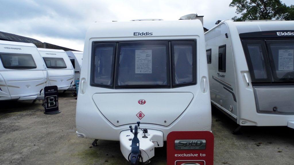 2012 Elddis Avante 574