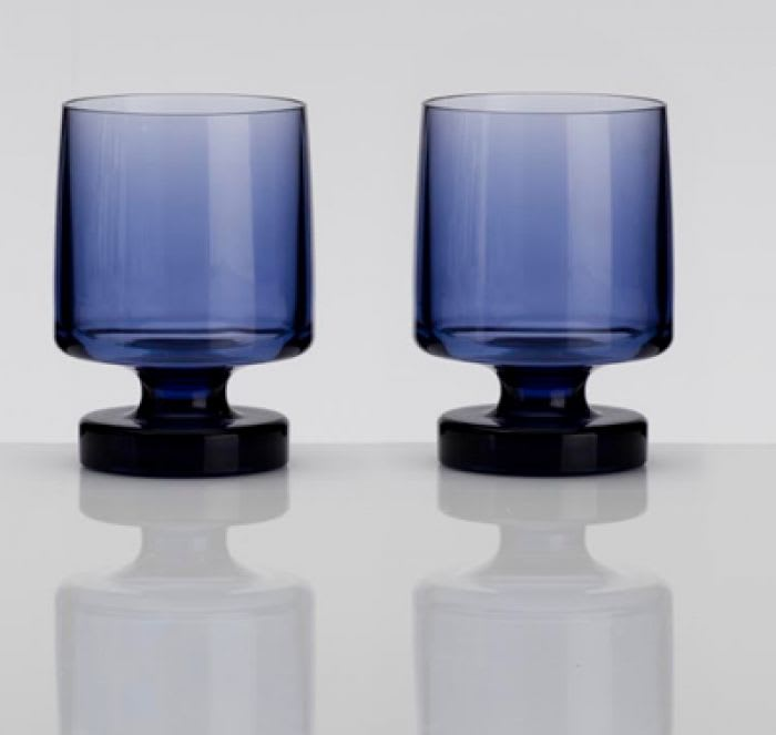 Wine-Goblet-Blue