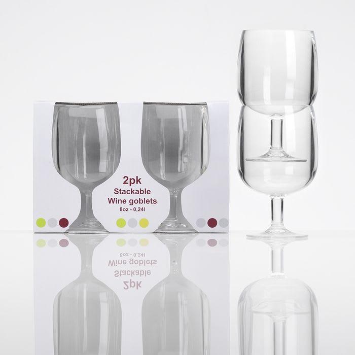 Wine-Goblet-Stackable