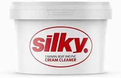 Silky cream cleaner