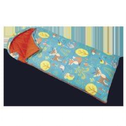 Woodland creatures sleeping bag