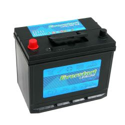 Everstart Leisure Battery 85amp