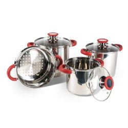 Space Saver Deluxe Cook Set