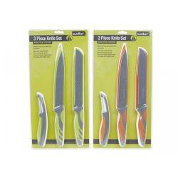 Summit Knife Set with Peeler