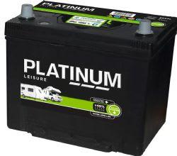 Platinum 75AH Leisure Battery