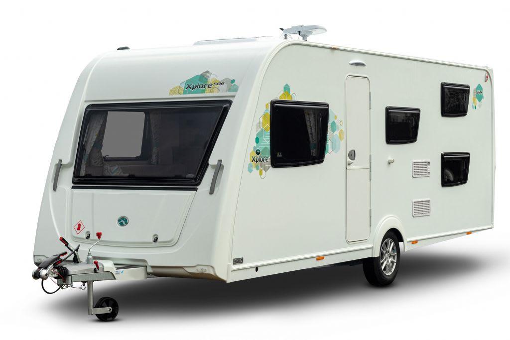 Xplore 586 2021 model