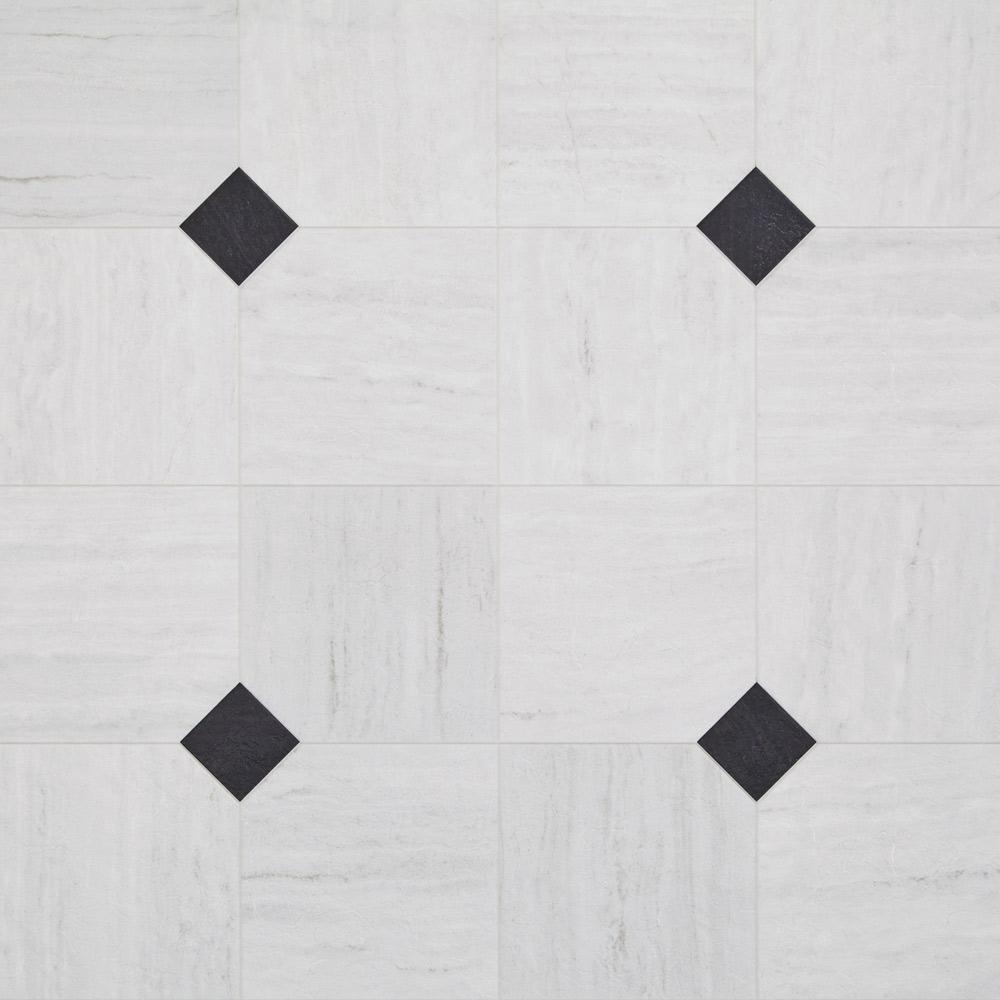 Mannington Empire Best Realistique Carrara White