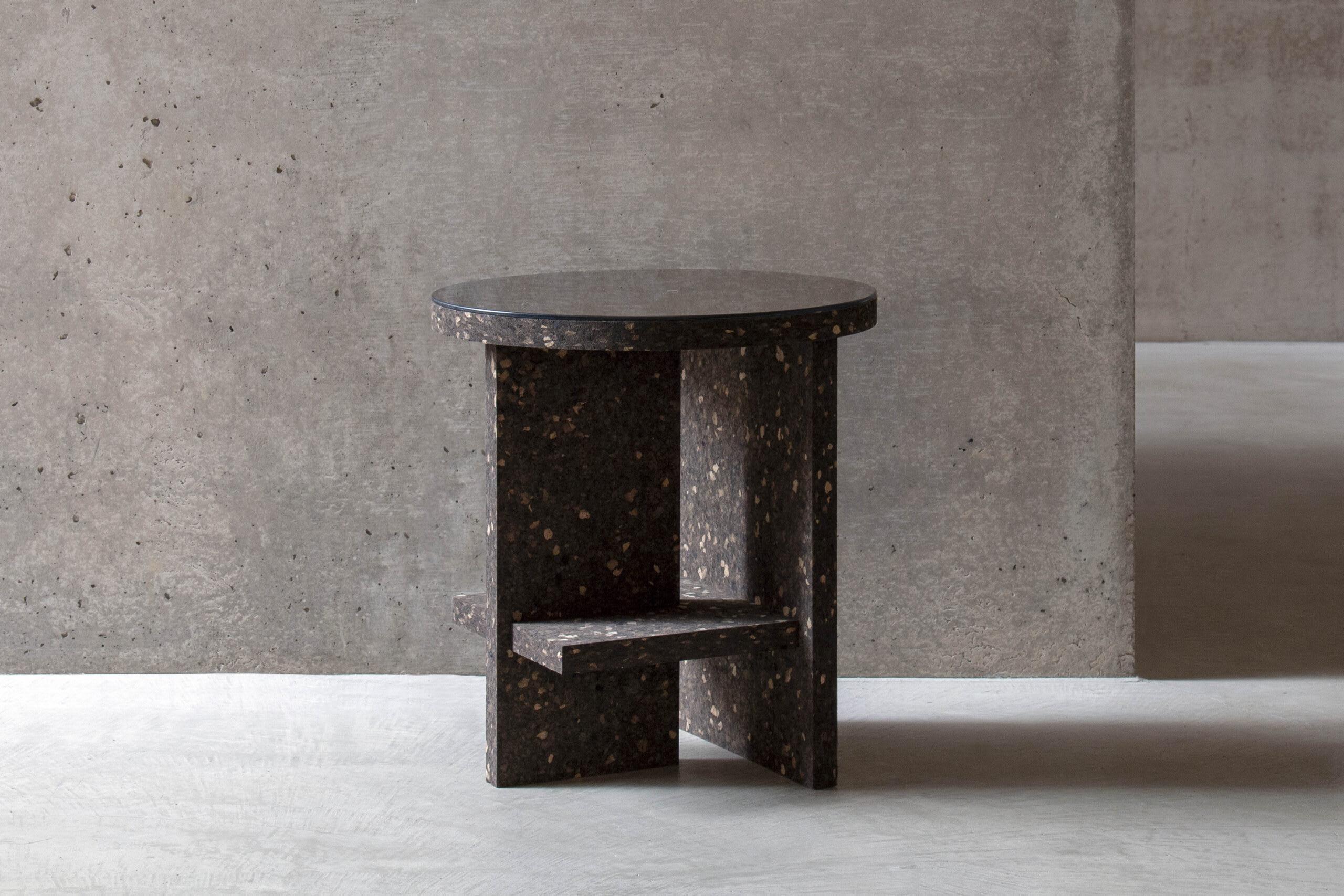 """""""Matteo Fogale Cruz Del Sur Table grey background close up"""""""