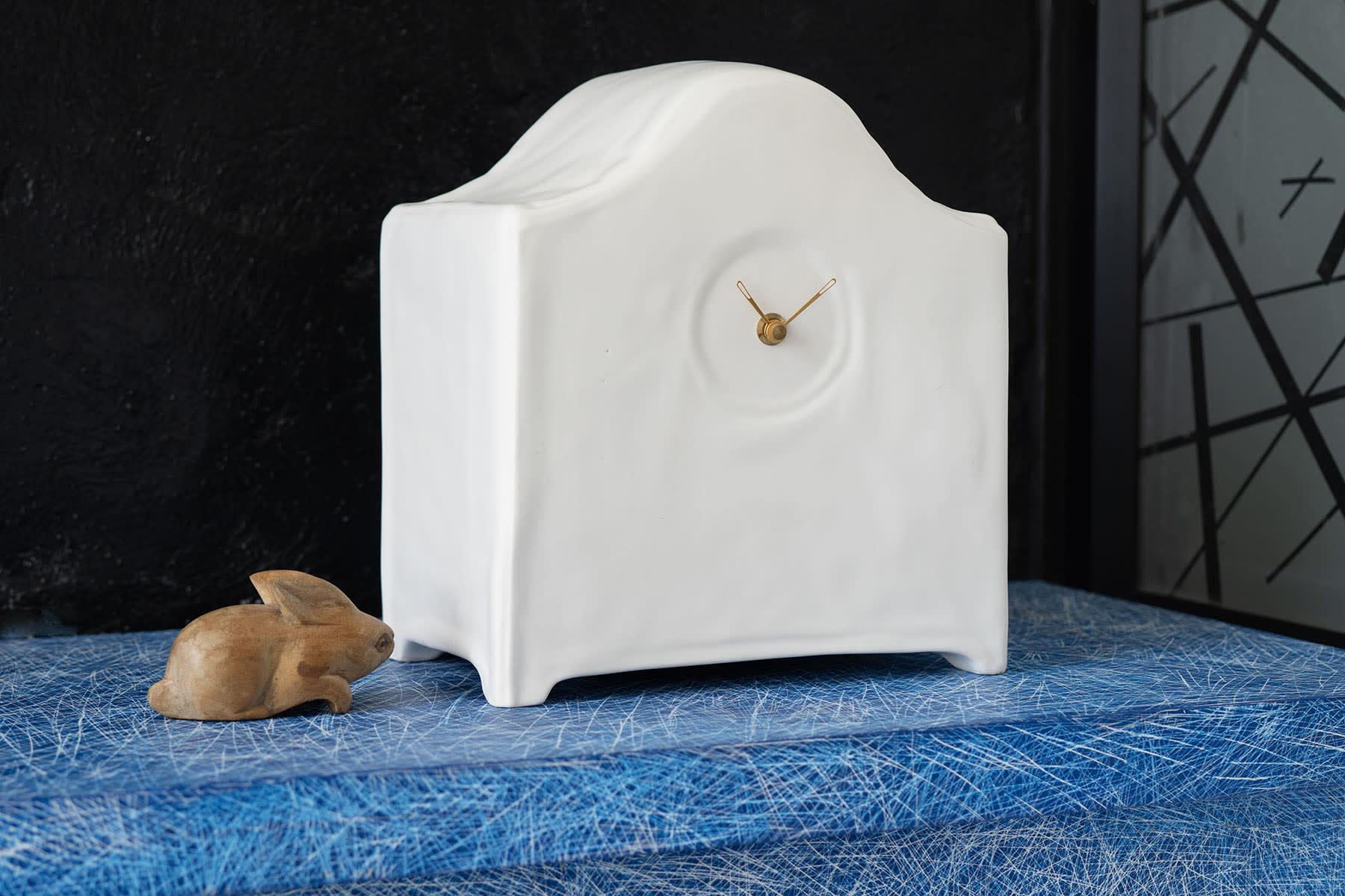 """""""Soft Clock White by Kiki van Eijk"""""""
