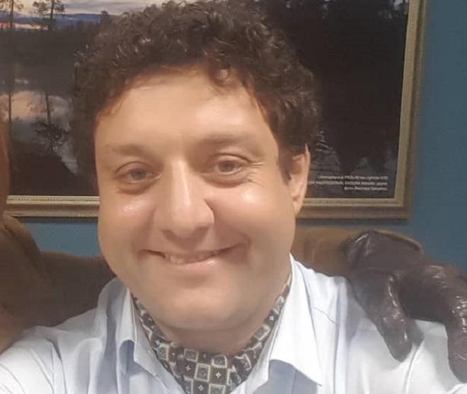 Актер Михаил Полицеймако стал отцом в четвертый раз