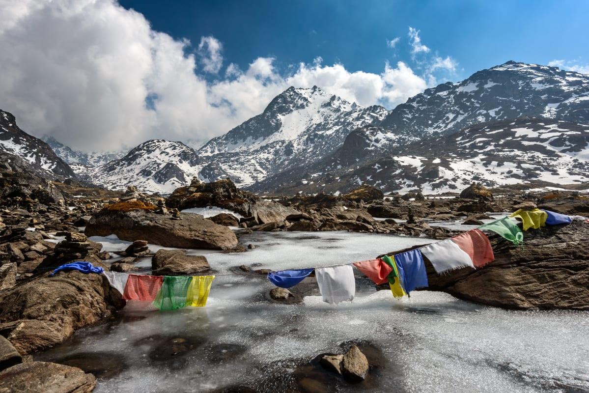 Abenteuer Urlaub - Abenteuer Reisen - Nepal - Himalaya Gebirge